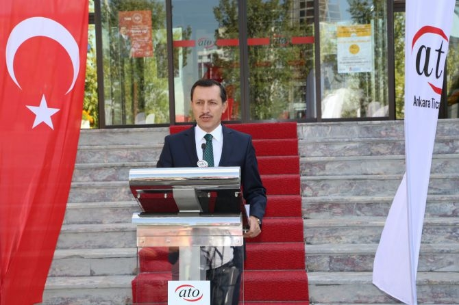 Ankara'yı Seviyorum Kampanyası'nın Araçları Teslim Edildi galerisi resim 2