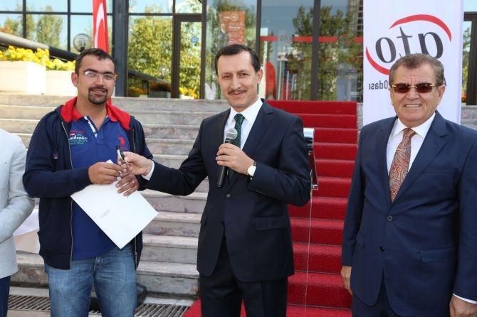 Ankara'yı Seviyorum Kampanyası'nın Araçları Teslim Edildi galerisi resim 4