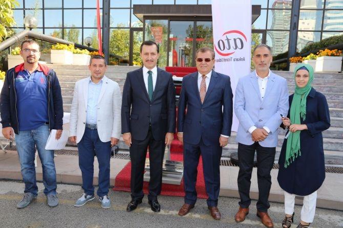 Ankara'yı Seviyorum Kampanyası'nın Araçları Teslim Edildi galerisi resim 6