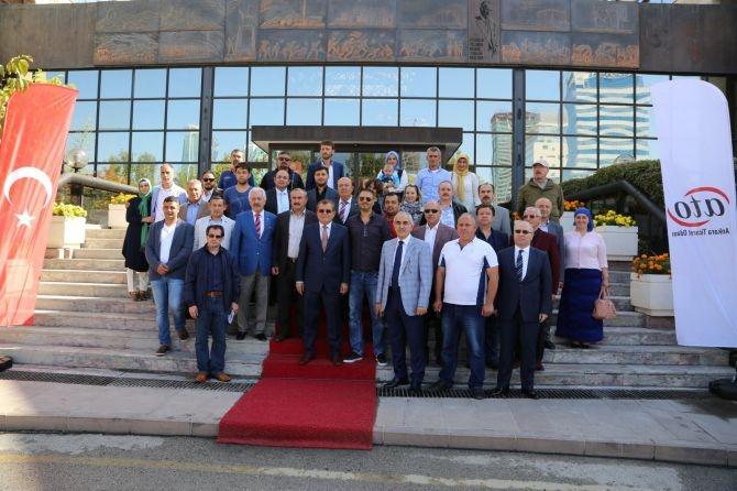 Ankara'yı Seviyorum Kampanyası'nın Araçları Teslim Edildi galerisi resim 7