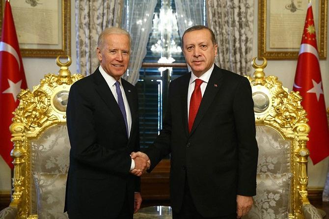 Erdoğan-Biden görüşmesi sona erdi galerisi resim 1