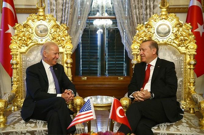Erdoğan-Biden görüşmesi sona erdi galerisi resim 2