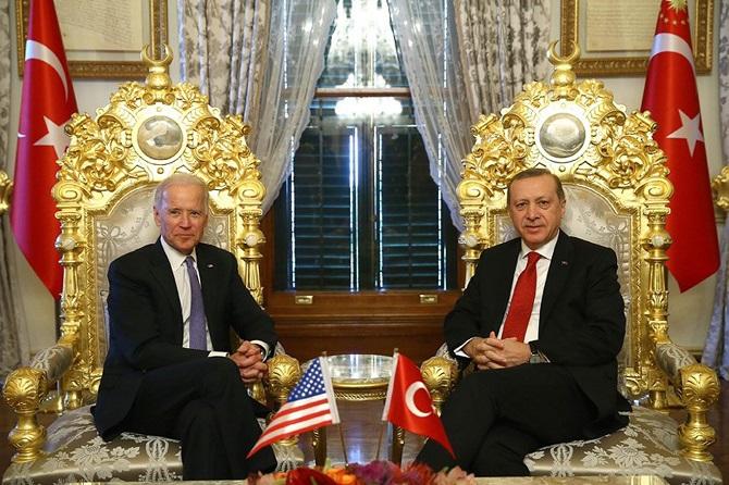 Erdoğan-Biden görüşmesi sona erdi galerisi resim 4