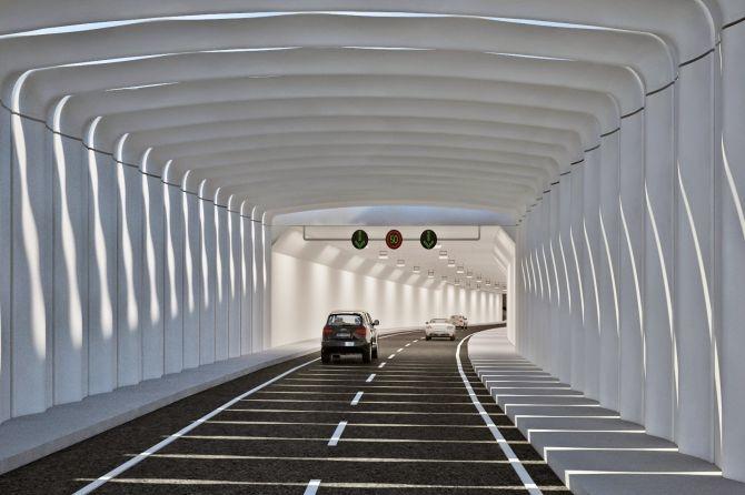 Cumhurbaşkanı Erdoğan Avrasya Tüneli'nden  geçti galerisi resim 18