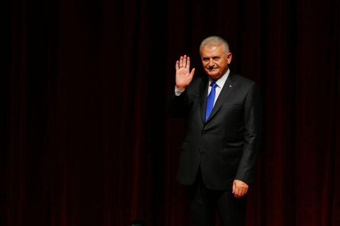 """Başbakan Yıldırım: """"Birlikte Olursak Ayakta Kalırız"""" galerisi resim 1"""