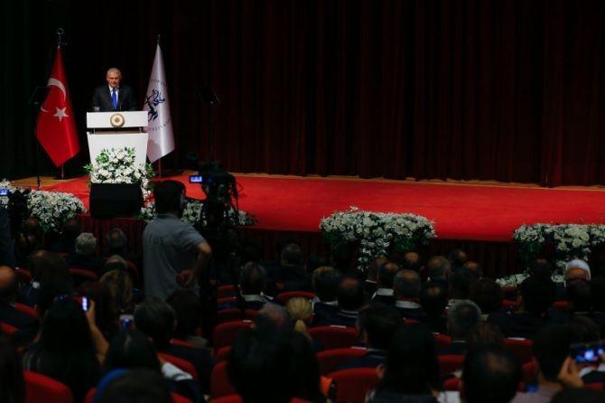 """Başbakan Yıldırım: """"Birlikte Olursak Ayakta Kalırız"""" galerisi resim 2"""