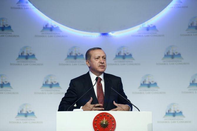 Cumhurbaşkanı Erdoğan'dan Batı'ya Mesaj! galerisi resim 1