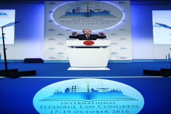 Cumhurbaşkanı Erdoğan'dan Batı'ya Mesaj! galerisi resim 8