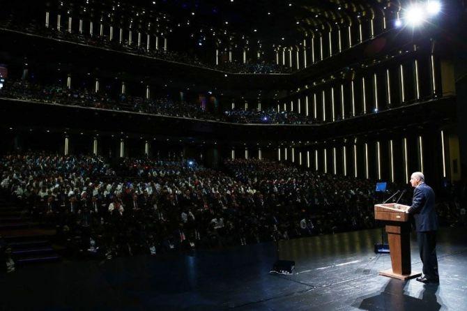 """Cumhurbaşkanı Erdoğan: """"Üniversiteleri topluma değer katan kurumlar galerisi resim 10"""