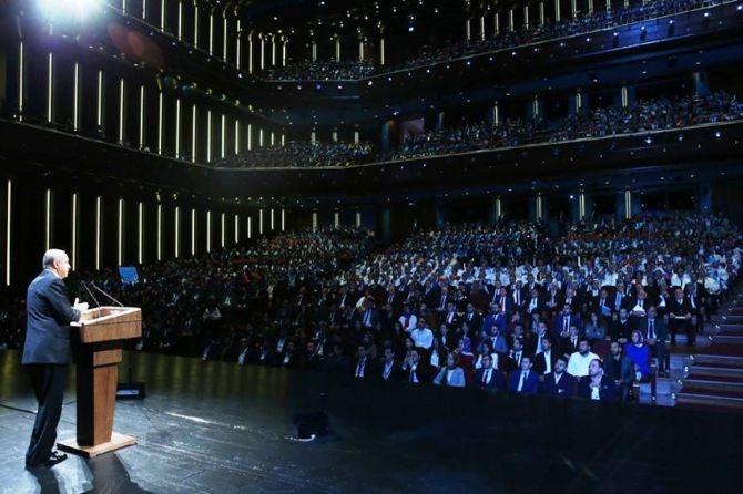 """Cumhurbaşkanı Erdoğan: """"Üniversiteleri topluma değer katan kurumlar galerisi resim 11"""