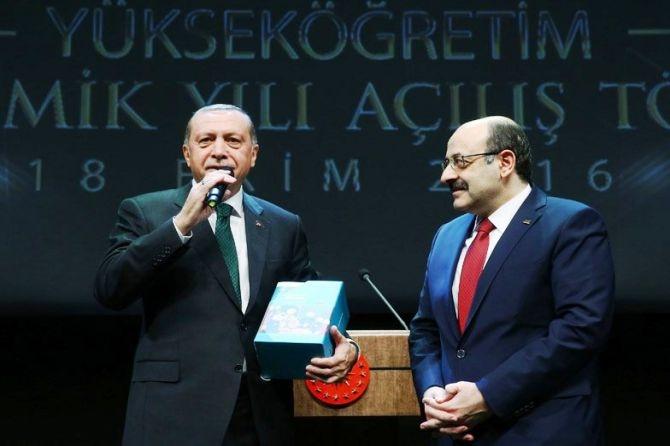 """Cumhurbaşkanı Erdoğan: """"Üniversiteleri topluma değer katan kurumlar galerisi resim 12"""
