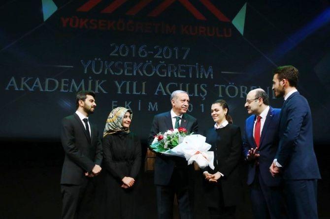 """Cumhurbaşkanı Erdoğan: """"Üniversiteleri topluma değer katan kurumlar galerisi resim 13"""