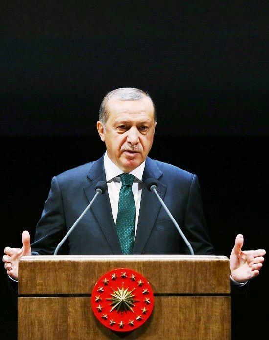 """Cumhurbaşkanı Erdoğan: """"Üniversiteleri topluma değer katan kurumlar galerisi resim 4"""