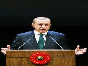"""Cumhurbaşkanı Erdoğan: """"Üniversiteleri topluma değer katan kurumlar"""