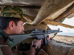 Irak ordusu ve Peşmerge dört koldan ilerliyor