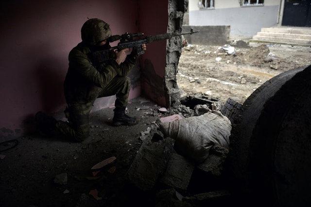 PKK Cizre'de en ağır kaybı verdi 265 ölü galerisi resim 1