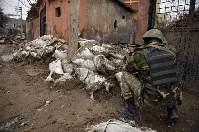 PKK Cizre'de en ağır kaybı verdi 265 ölü galerisi resim 12