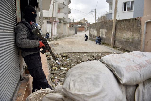 PKK Cizre'de en ağır kaybı verdi 265 ölü galerisi resim 15