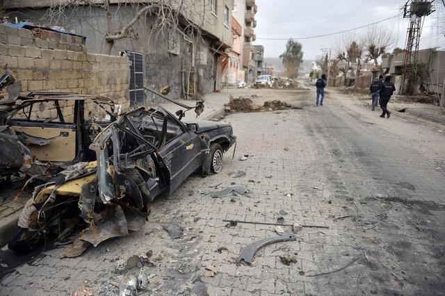 PKK Cizre'de en ağır kaybı verdi 265 ölü galerisi resim 16