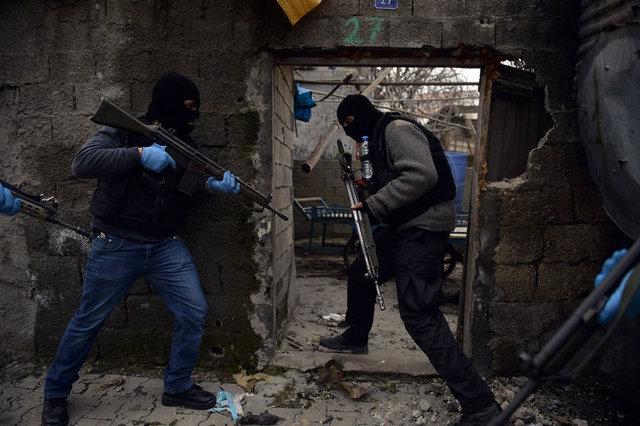 PKK Cizre'de en ağır kaybı verdi 265 ölü galerisi resim 21