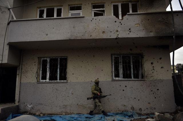 PKK Cizre'de en ağır kaybı verdi 265 ölü galerisi resim 7
