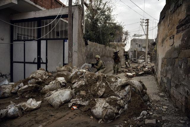 PKK Cizre'de en ağır kaybı verdi 265 ölü galerisi resim 9