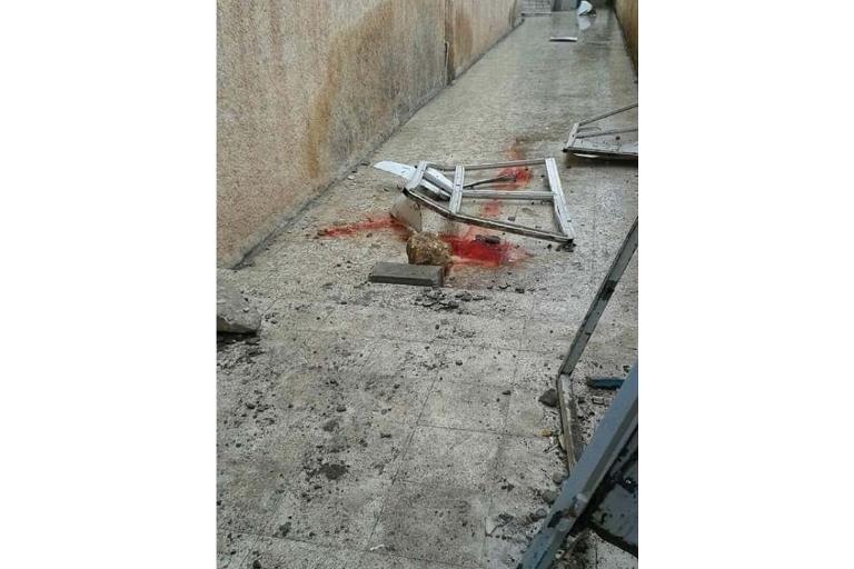Mardin'de Polis aracına bombalı saldırı galerisi resim 1