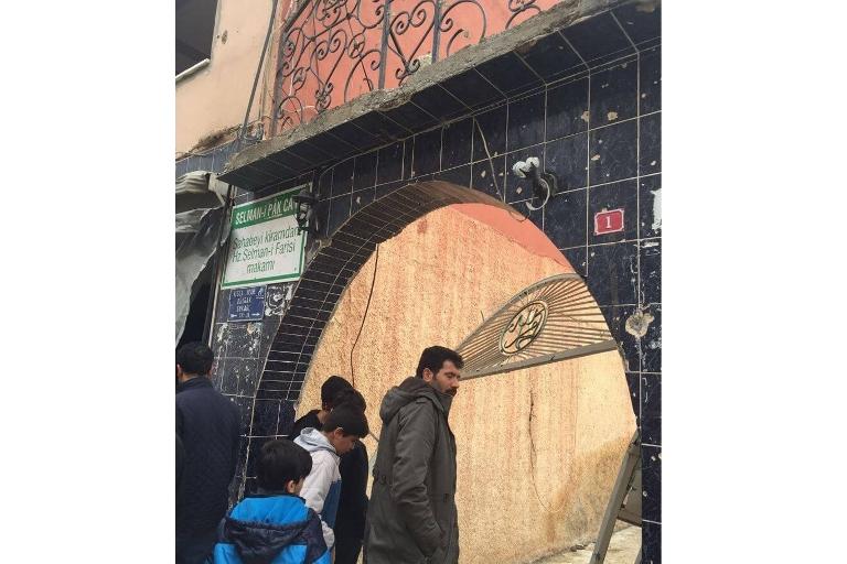 Mardin'de Polis aracına bombalı saldırı galerisi resim 9