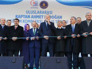 Kaptan Ahmet Erdoğan Külliyesi Açıldı!