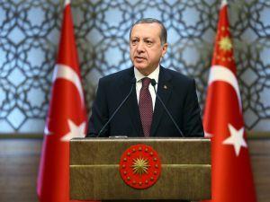 Erdoğan: Muhteşem Bir Medeniyet Üzerinde Oturuyoruz