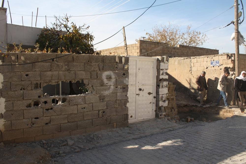PKK, Nusaybinde 200'ü aşkın çukur kazdı galerisi resim 4
