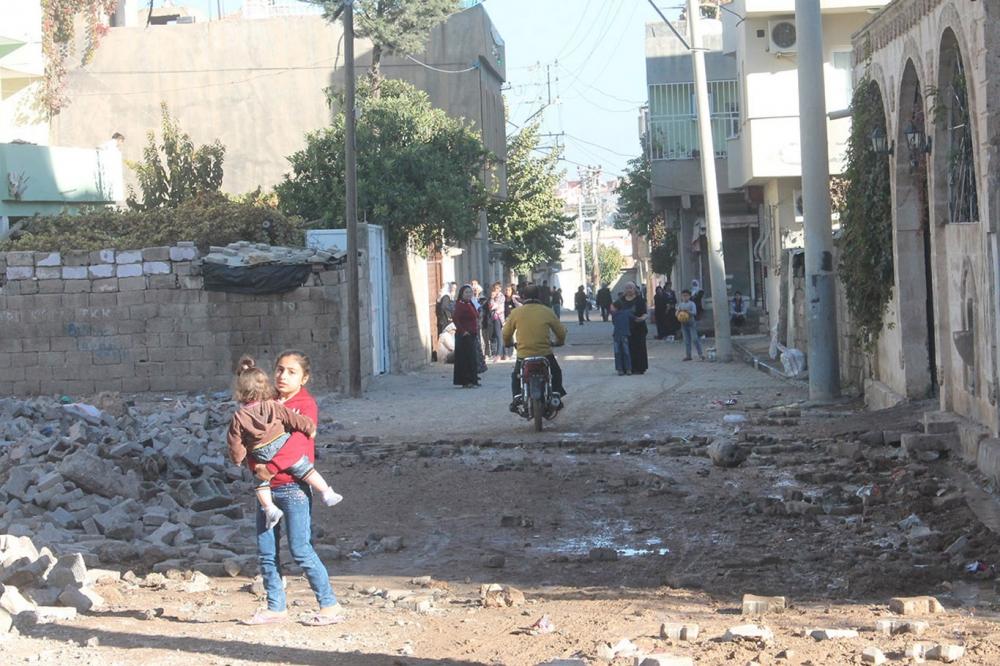 PKK, Nusaybinde 200'ü aşkın çukur kazdı galerisi resim 6