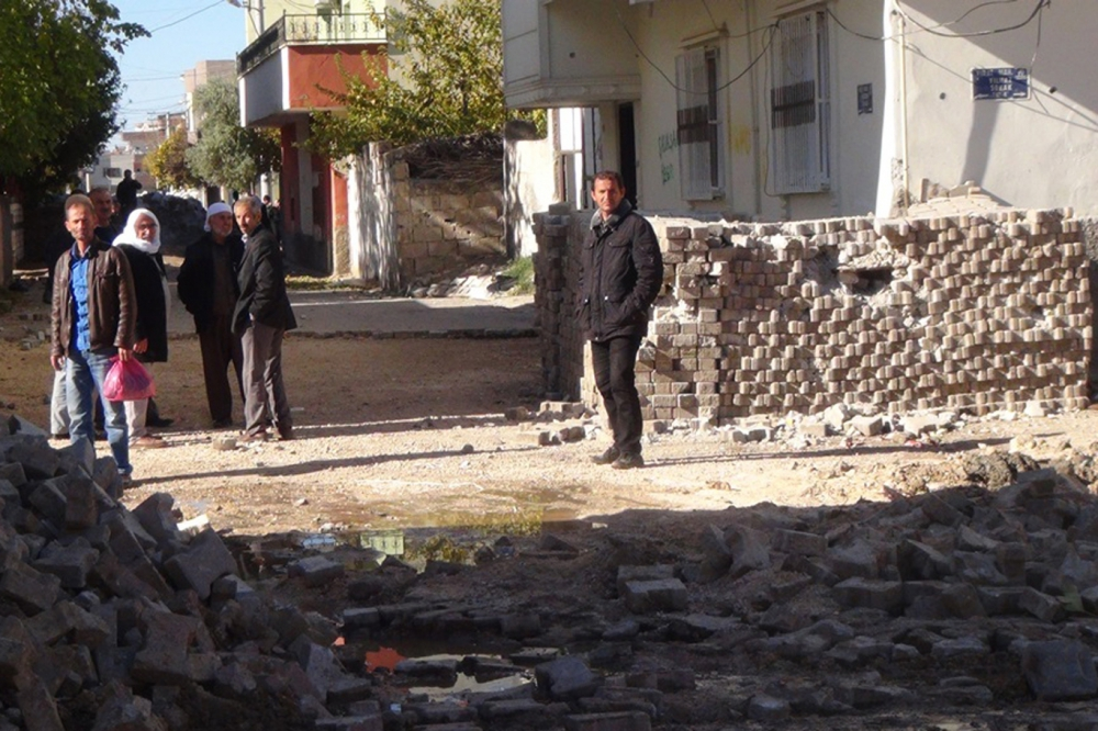 PKK, Nusaybinde 200'ü aşkın çukur kazdı galerisi resim 7