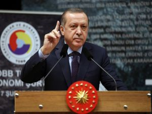 Erdoğan'dan Milli seferberlik çağrısı