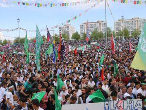 Diyarbakır'dan İslam âlemine çağrı!