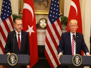 Cumhurbaşkanı Erdoğan ve Trump'tan Açıklama!