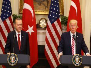 Cumhurbaşkanı Erdoğan ve Trump'tan Açıklama!
