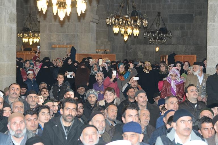 Erzurum öğrenciler icazetlerini aldı galerisi resim 2