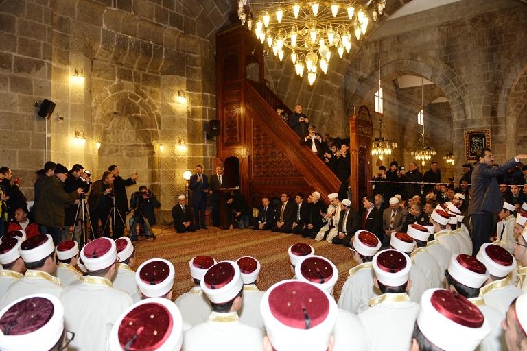 Erzurum öğrenciler icazetlerini aldı galerisi resim 7