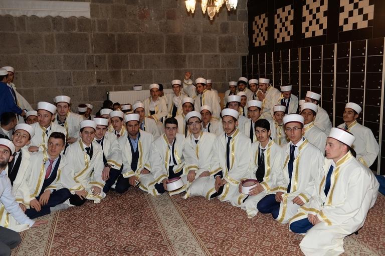 Erzurum öğrenciler icazetlerini aldı galerisi resim 8