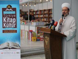 Görmez: Çocuğun camideki sesi Allah'ın nimetidir