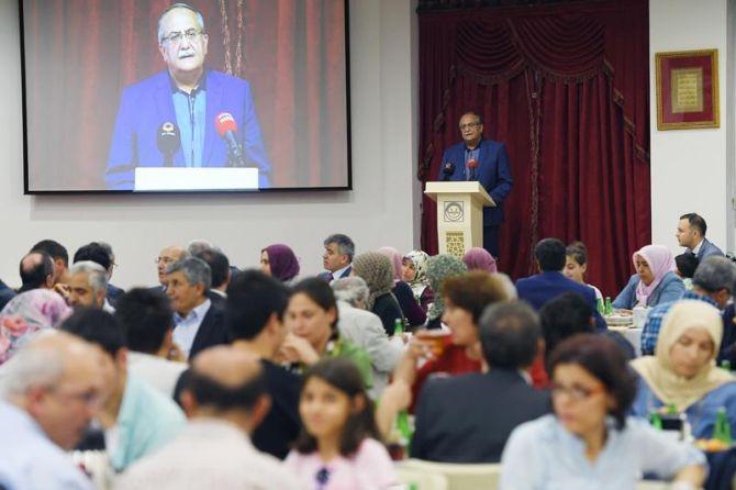 Hocalar Diyanet'in iftarında bir araya geldi galerisi resim 1
