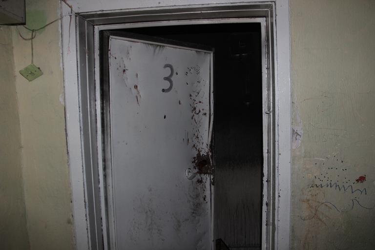 Sur'u terk etmek isteyen bir ailenin evi ateşe verildi galerisi resim 2
