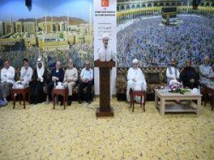İslam ülkelerinden Mekke'de, ortak Arakan açıklaması