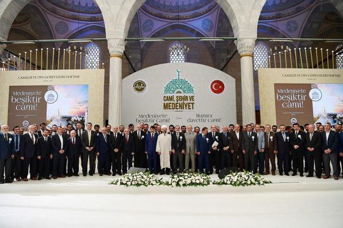 """Erbaş: """"Camiler bir İslam beldesinin en somut şiarıdır…"""" galerisi resim 11"""