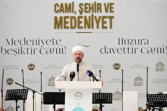 """Erbaş: """"Camiler bir İslam beldesinin en somut şiarıdır…"""" galerisi resim 2"""