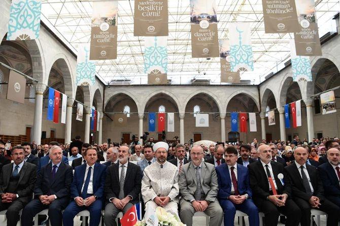 """Erbaş: """"Camiler bir İslam beldesinin en somut şiarıdır…"""" galerisi resim 3"""