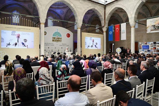 """Erbaş: """"Camiler bir İslam beldesinin en somut şiarıdır…"""" galerisi resim 7"""