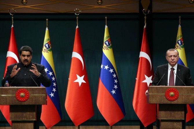 Erdoğan: Latin Amerika ile ilişkilerimiz gelişiyor! galerisi resim 1