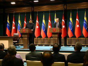 Erdoğan: Latin Amerika ile ilişkilerimiz gelişiyor!